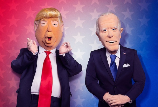 Lets Be Real election puppet special